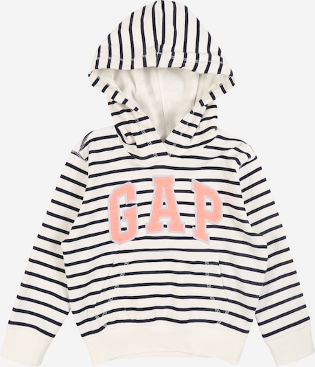 GAP Sweatshirt in navy / weiß, Produktansicht