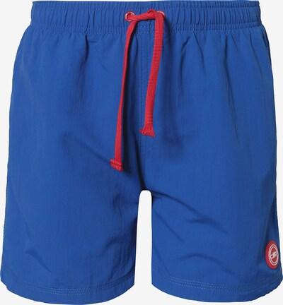 CMP Badeshorts in blau / rot, Produktansicht