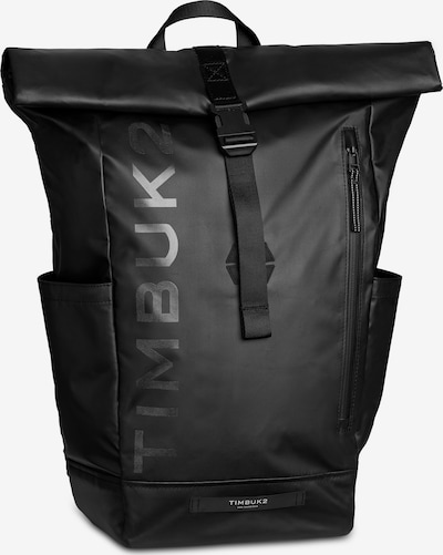 TIMBUK2 Rucksack 'TBH Etched Tuck Pack' in schwarz, Produktansicht