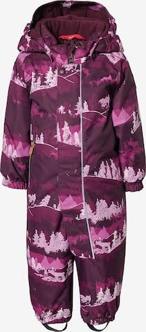 Reima Schneeanzug 'Puhuri' in Lila