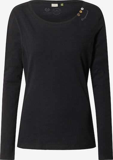Ragwear Shirt 'Florah' in de kleur Zwart, Productweergave
