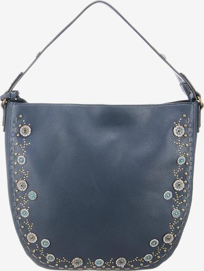 GABOR Handtaschen 'Giulia' in taubenblau: Frontalansicht