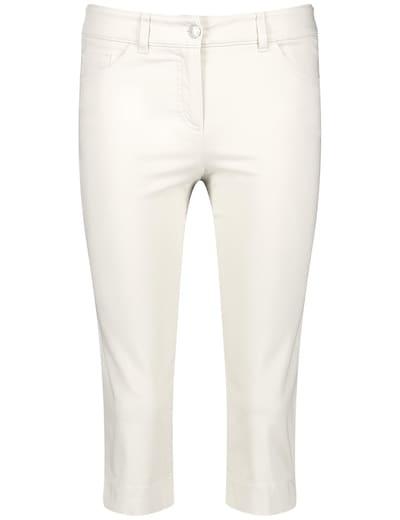 GERRY WEBER Hose in beige, Produktansicht