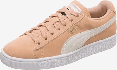 PUMA Sneaker 'Suede Classic' in apricot / weiß, Produktansicht