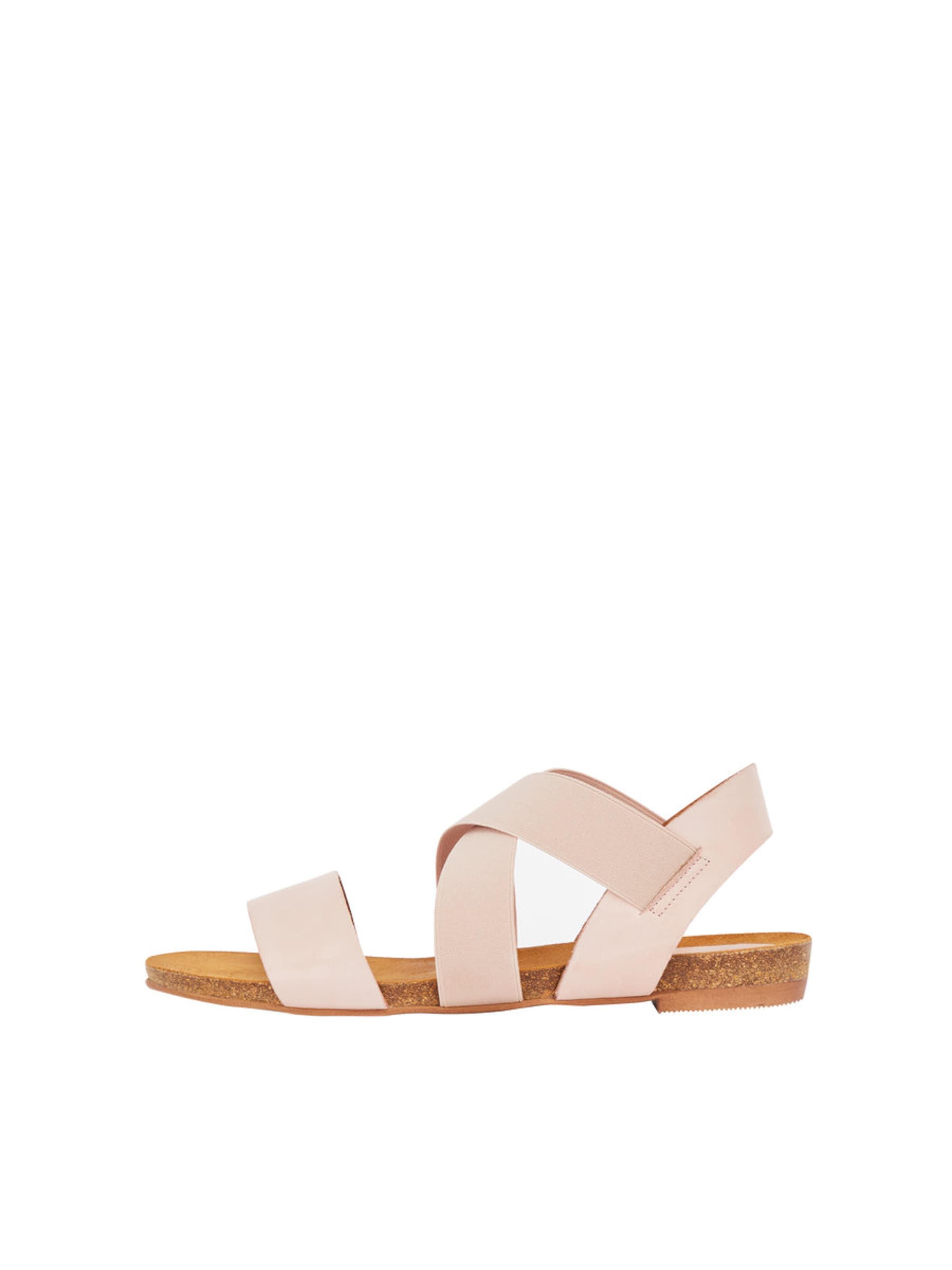 Bianco Elastische Kreuz Sandalen Günstige und langlebige Schuhe