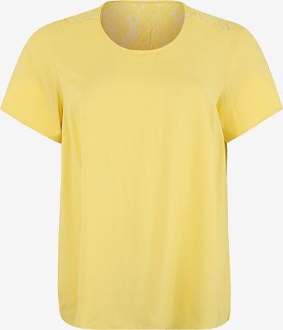 Zizzi Blouse 'MTAYA' in de kleur Geel, Productweergave