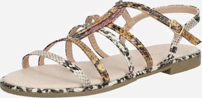 Sandale 'MIRTA' MARIAMARE pe bej / maro, Vizualizare produs
