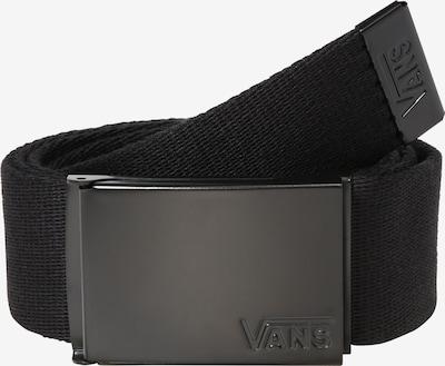 VANS Gürtel 'Deppster II' in schwarz, Produktansicht