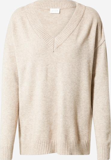 VILA Pullover 'Ril' in beige / kitt, Produktansicht