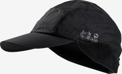 JACK WOLFSKIN Sportpet in de kleur Grijs / Zwart, Productweergave