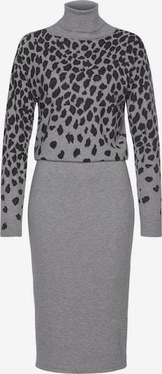 LASCANA Společenské šaty - šedá, Produkt