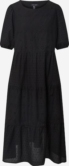 NEW LOOK Kleid 'Broderie Midi' in schwarz, Produktansicht