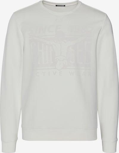 CHIEMSEE Sportovní mikina - bílá, Produkt