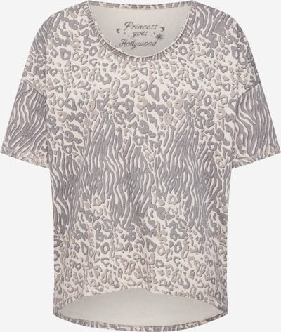 PRINCESS GOES HOLLYWOOD Shirt 'Safari cool' in beige / braun, Produktansicht