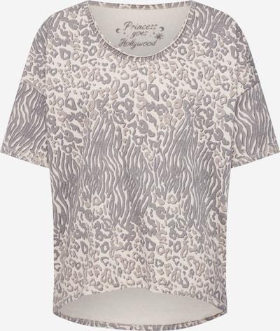 PRINCESS GOES HOLLYWOOD Shirt 'Safari cool' in de kleur Beige / Bruin, Productweergave