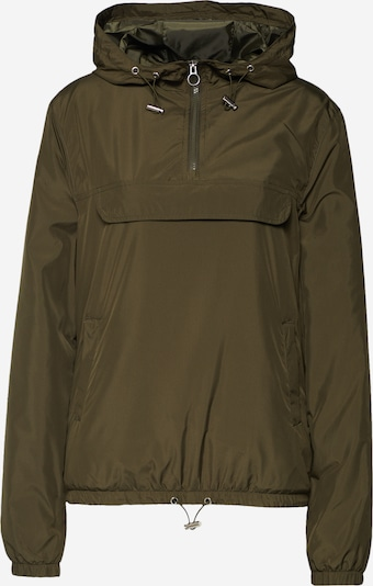Urban Classics Jacke in oliv, Produktansicht