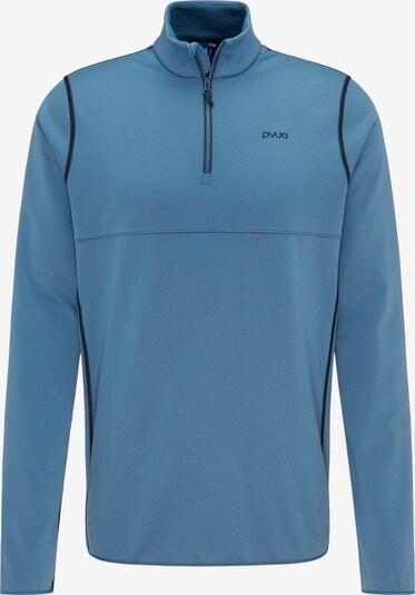 PYUA Sportsweatshirt 'Spin' in de kleur Blauw, Productweergave