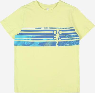 ESPRIT T-Shirt en citron, Vue avec produit