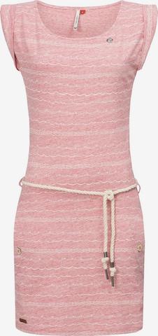 Ragwear Kjoler 'Tag Waves' i rosa