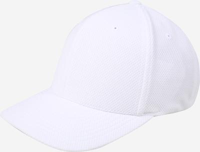 Flexfit Cap 'Hybrid' in weiß, Produktansicht