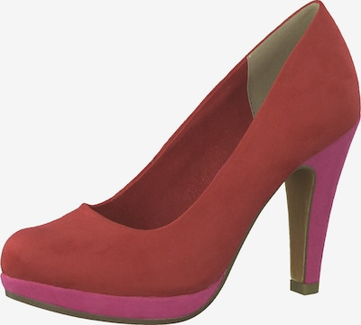 MARCO TOZZI Pumps in pink / rot, Produktansicht