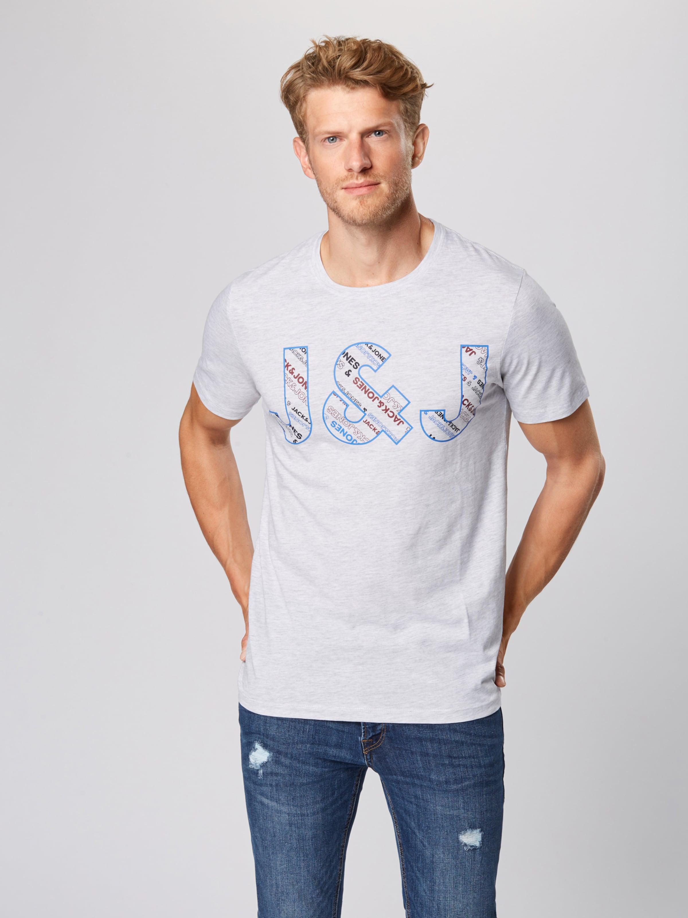 Jackamp; Jones BlauOffwhite Shirt In 'cobo' UqzGSMpjLV