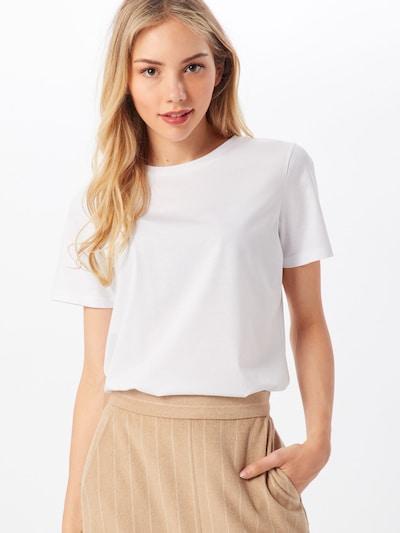 DRYKORN Shirt 'ANISIA' in weiß: Frontalansicht
