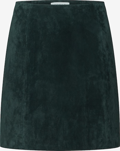 EDITED Rock 'Celia' in dunkelgrün: Frontalansicht