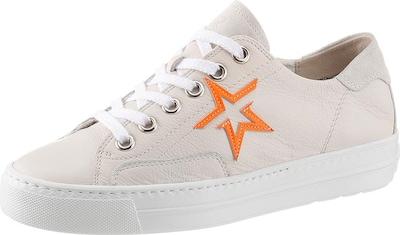 Paul Green Sneaker in orange / pastellpink / weiß, Produktansicht