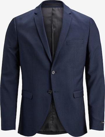 Veste de costume JACK & JONES en bleu