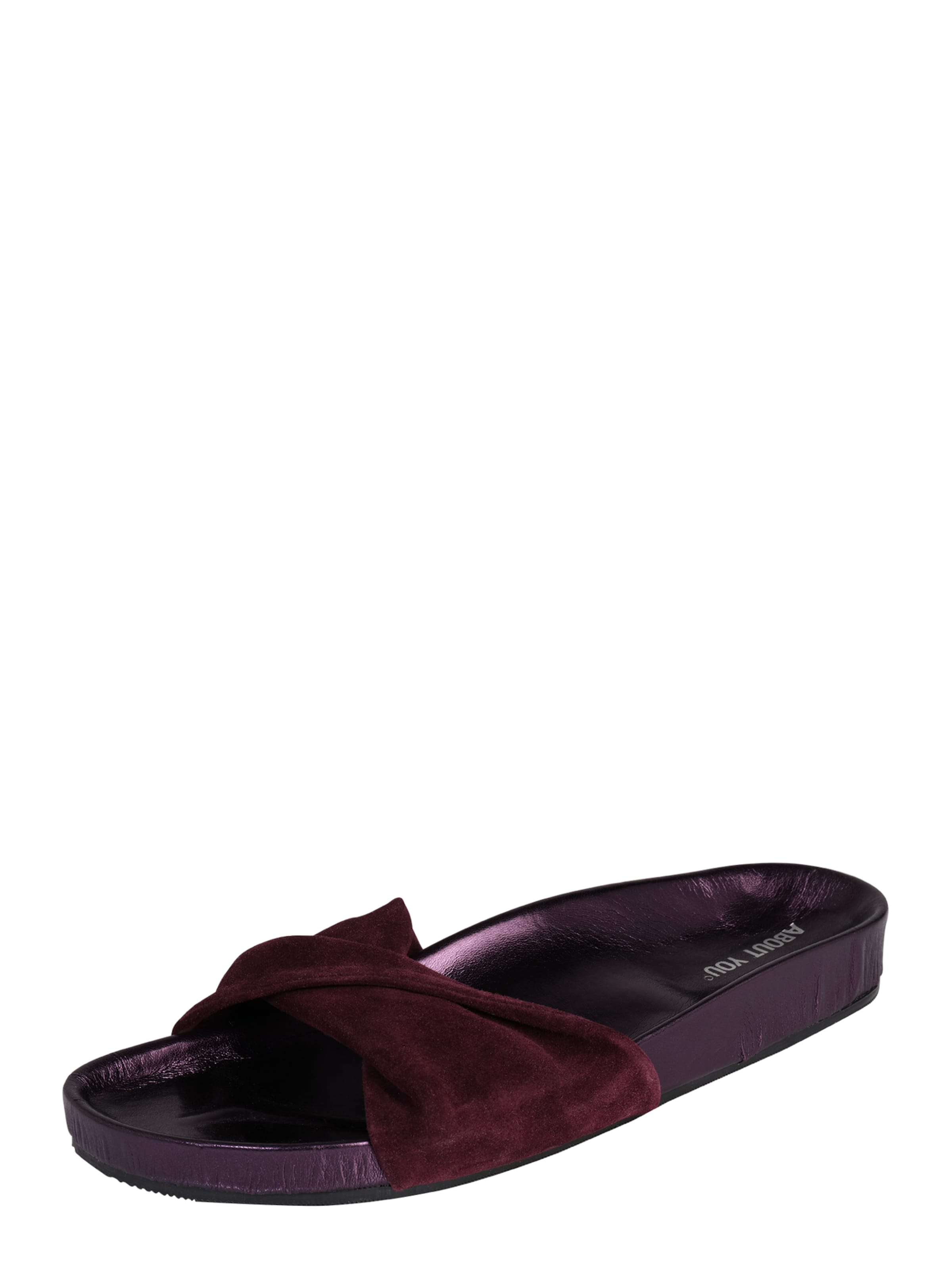 ABOUT YOU Pantolette Annabelle Verschleißfeste billige Schuhe