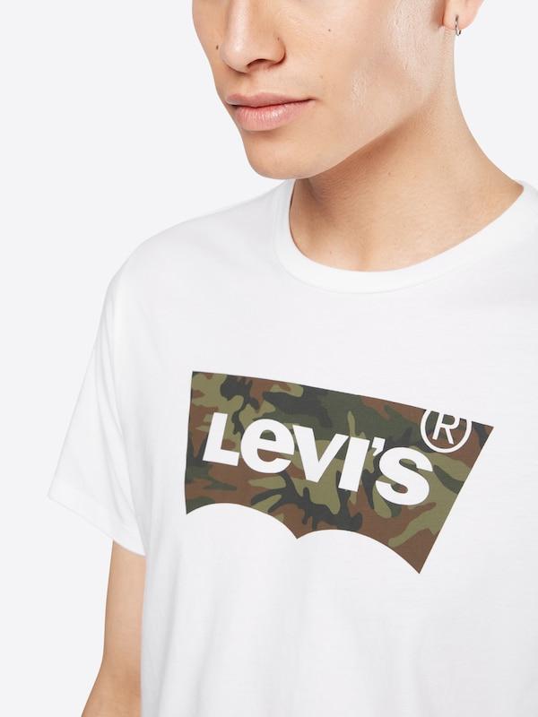 Levis T-shirt Housemark Graphic Tee