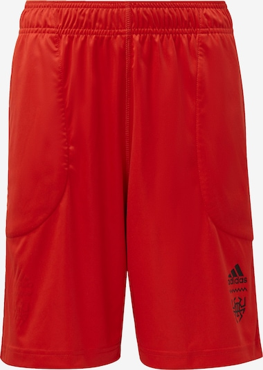 ADIDAS PERFORMANCE Shorts 'D.O.N. Issue #2' in rot, Produktansicht