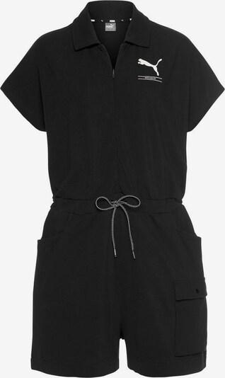 PUMA Sportanzug in schwarz, Produktansicht