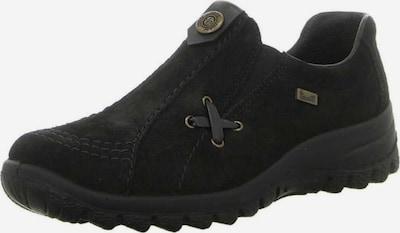 RIEKER Slipper in schwarz, Produktansicht