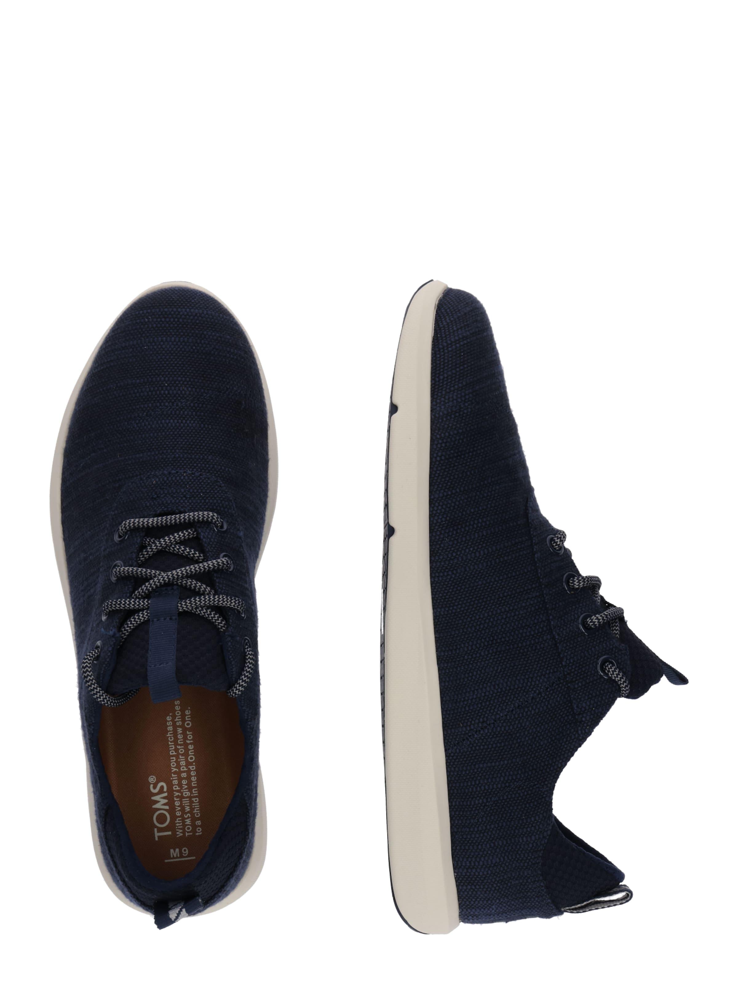 Toms Sneaker Sneaker 'cabrillo' 'cabrillo' Toms In NavyOffwhite MUSzVpq