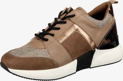 LA STRADA Sneaker in braun / hellbraun / bronze, Produktansicht