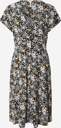 OBJECT Šaty - žlté / čierna / biela, Produkt
