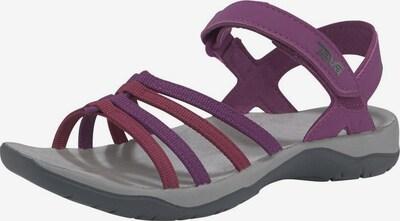 TEVA Outdoorsandale 'Elzada Sandal' in lila, Produktansicht