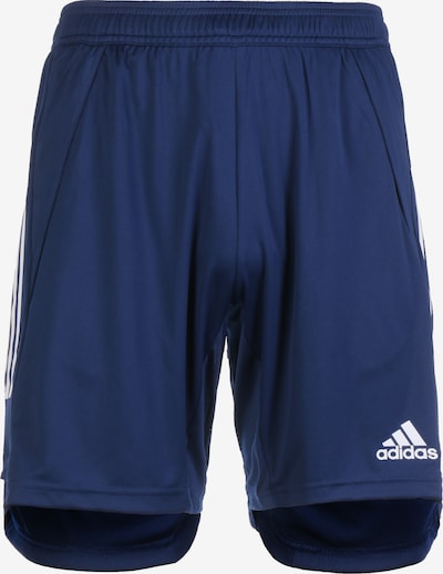 ADIDAS PERFORMANCE Trainingsshort in blau, Produktansicht