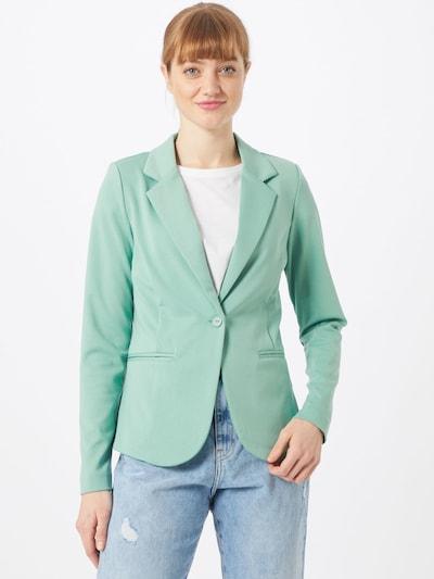 ICHI Blazer 'Kate' in grün, Modelansicht