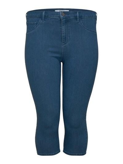 ONLY Carmakoma Kalhoty - modrá džínovina, Produkt