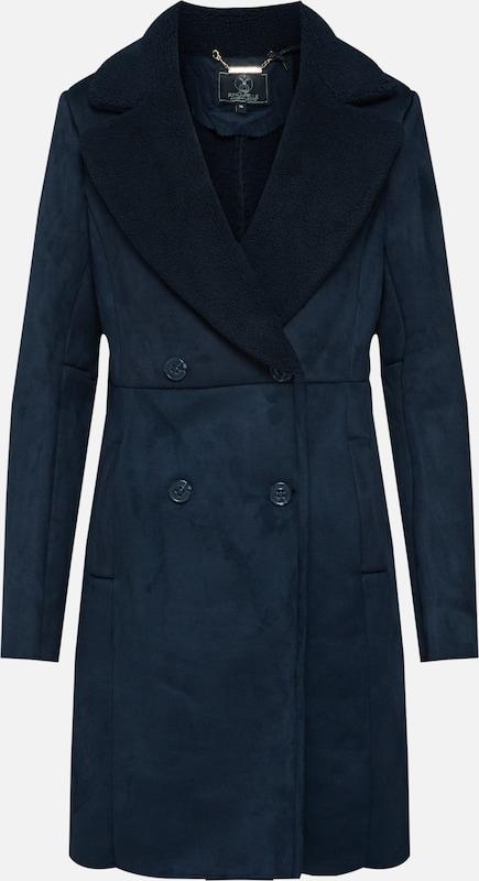 Manteau En Marine 'leisa' Bleu D'hiver Rinoamp; Pelle mNw8vn0O
