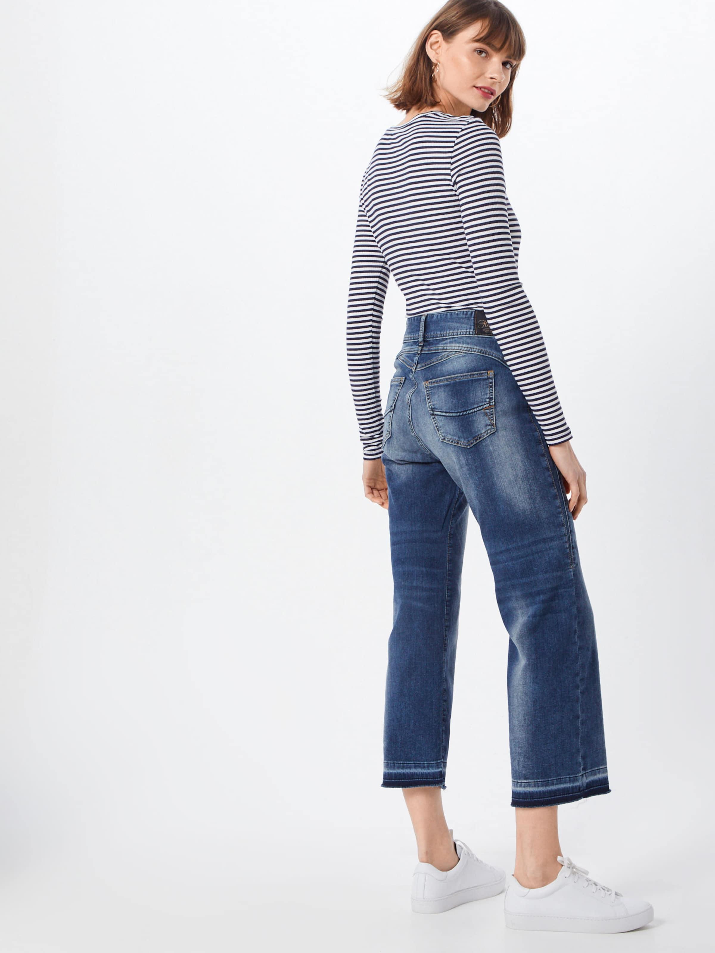 Denim Blue Jeans 'gila Sailor' Herrlicher In jqRALSc543