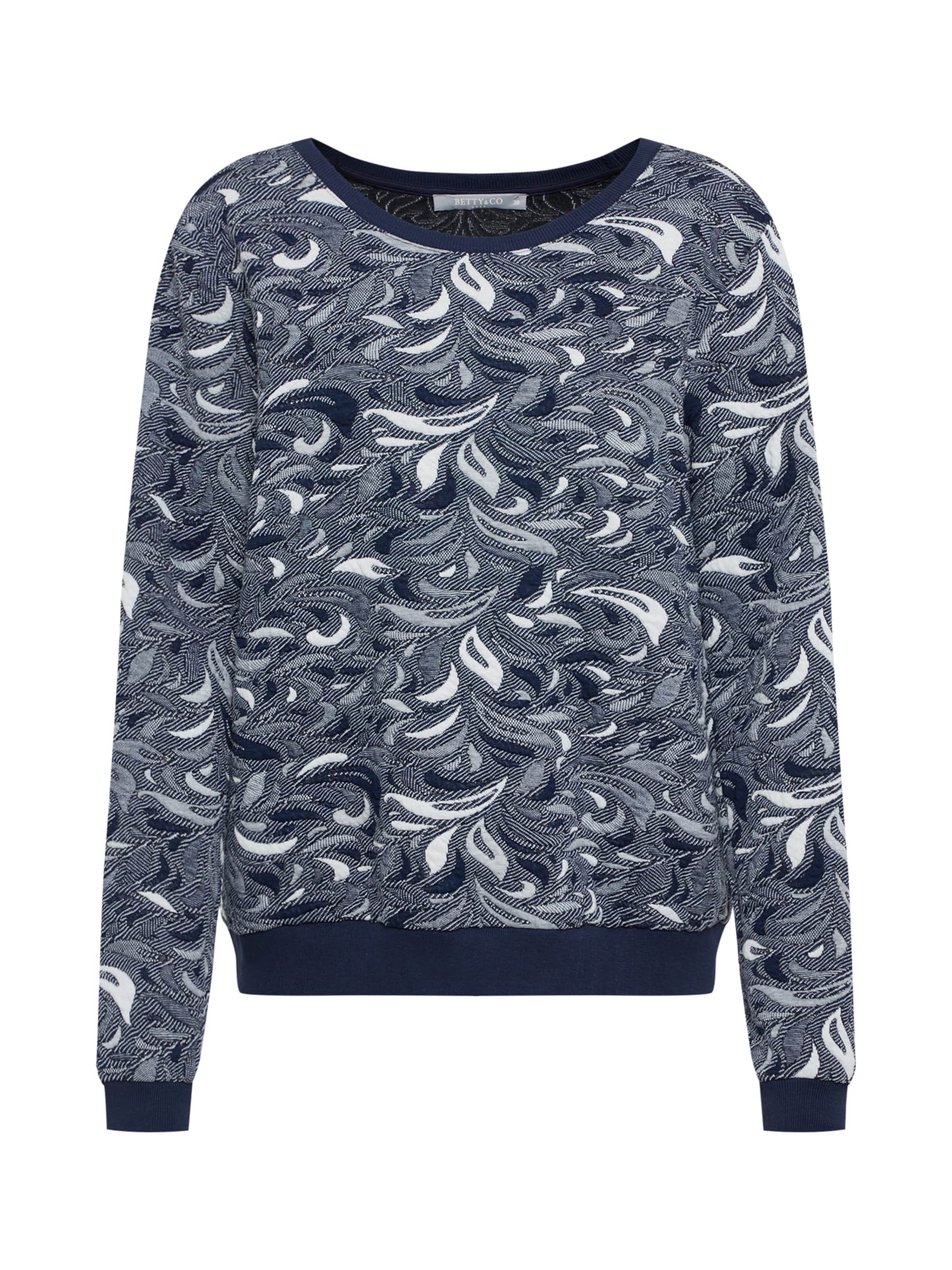 BlauGrau In Bettyamp; Sweater BlauGrau Bettyamp; Co Co In Bettyamp; Co Sweater EbHeWIYD29