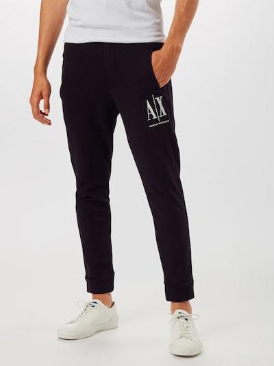 ARMANI EXCHANGE Hose '8NZPPA' in schwarz, Modelansicht
