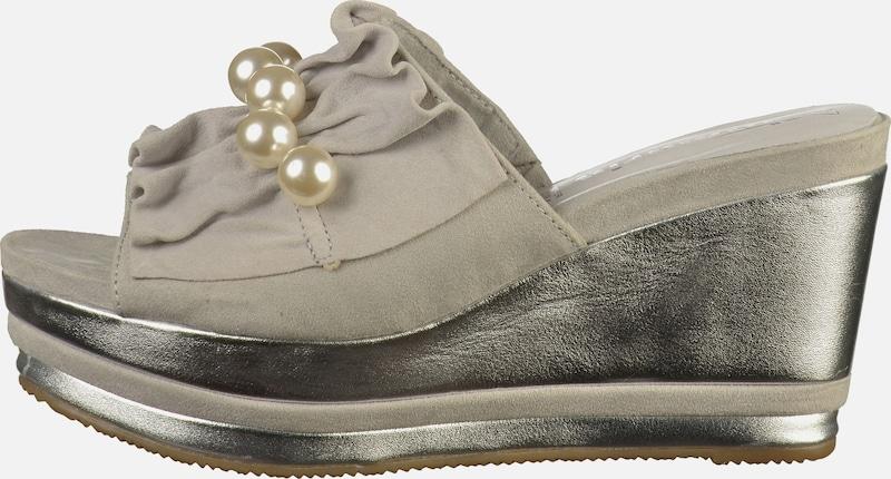 TAMARIS Pantoletten Verschleißfeste billige Schuhe Hohe Qualität