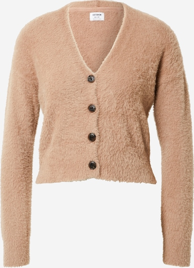 Cotton On Strickjacke in nude, Produktansicht