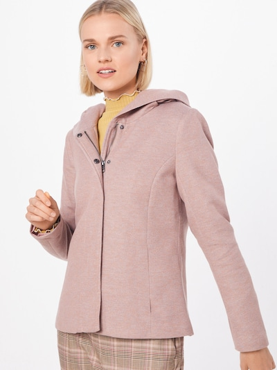 ONLY Jacke 'SEDONA' in rosa: Frontalansicht