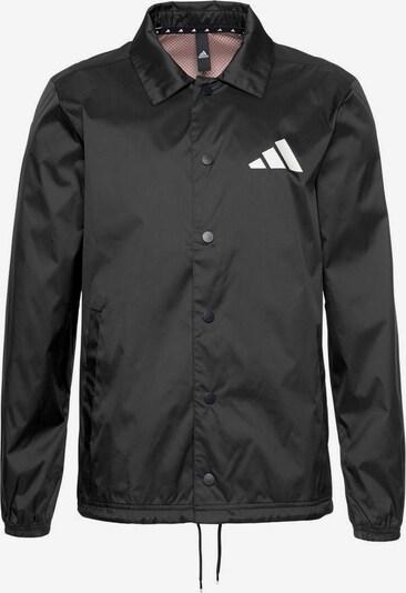 ADIDAS PERFORMANCE Windbreaker 'The Pack Coaches' in schwarz / weiß, Produktansicht